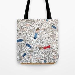 La boîte à joujoux 01 Tote Bag