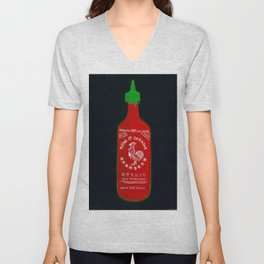 Sriracha (2012) Unisex V-Neck