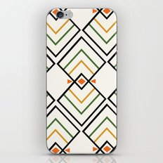 Rhombus iPhone & iPod Skin