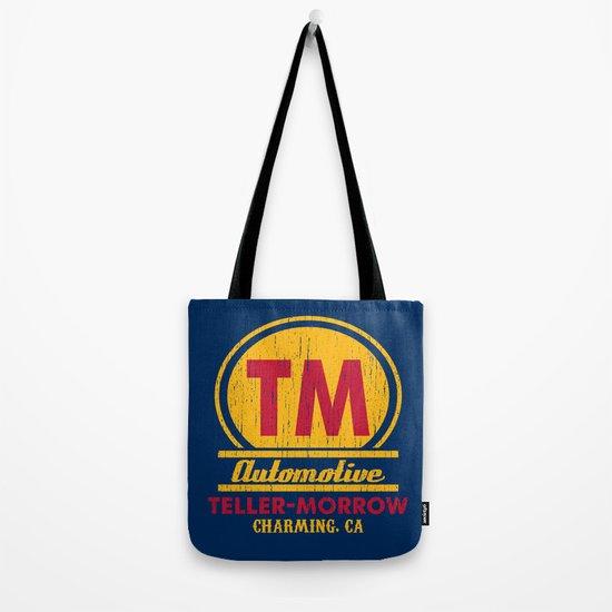 Teller-Morrow Tote Bag