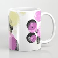 popart Mugs featuring Popart No.4 by HelgaTheodors