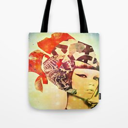 Lady May Tote Bag