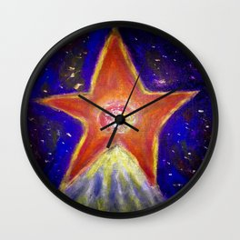 Heart of Ours. Wall Clock