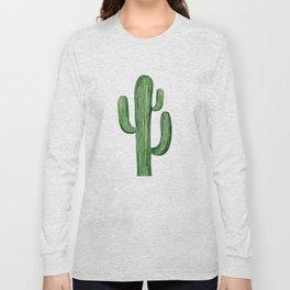 Saguaro cactus. Long Sleeve T-shirt