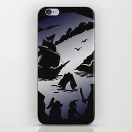 Sea of Thieves iPhone Skin