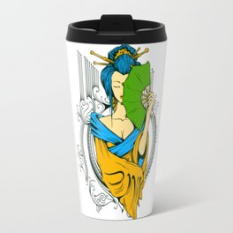 Secrets of the Geisha Travel Mug