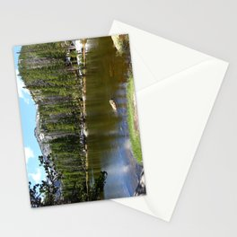Dreamy View Of Nymph Lake Stationery Cards