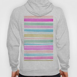 June Stripes Hoody