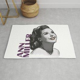 1940s Ann Rug