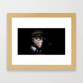 Valved Framed Art Print