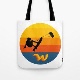 Wild Wind&Waves Tote Bag