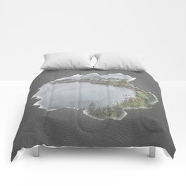 lovely life Comforters