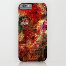 Spirits residual     (This Artwork is a collaboration with the talented artist Timothy Davis ) iPhone 6s Slim Case