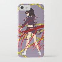 kill la kill iPhone & iPod Cases featuring Kill la Kill by Jojieon