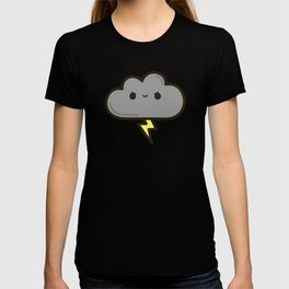 Cute lightning cloud T-shirt