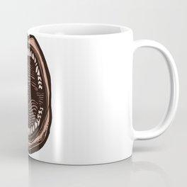 Big Mouth (transparent) Coffee Mug