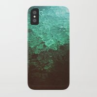 pool iPhone & iPod Cases featuring Pool by Dulcinee