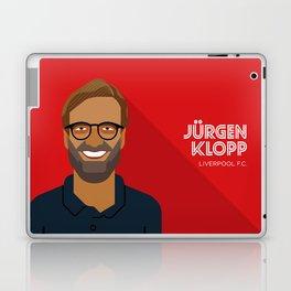 Jürgen Klopp Liverpool FC Manager Laptop & iPad Skin
