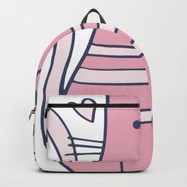Cartoon Cute Cat Backpack