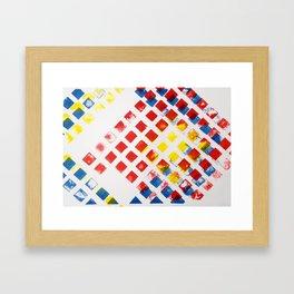Math series, six Framed Art Print
