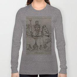 Kupferstich (1795) Long Sleeve T-shirt