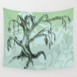 Natures Breath Wall Tapestry