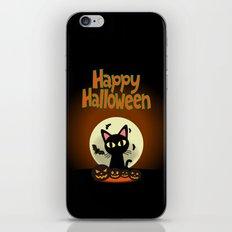 Happy Halloween 2 iPhone & iPod Skin