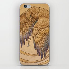 Lunar Falcon iPhone Skin