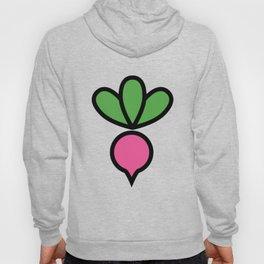 Radish Lover Design Cute And Funny Food Gift Idea Hoody