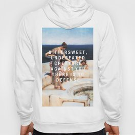 bittersweet, undefeated  Hoody