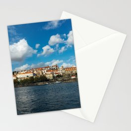 Oporto view Stationery Cards