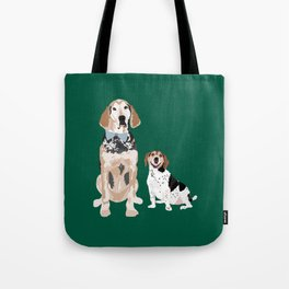Virgil and Peanut Butter Tote Bag