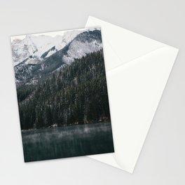 Foggy Lake Stationery Cards