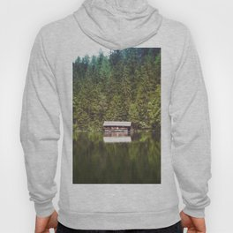 Cottage in the Forest (Color) Hoody