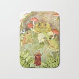 Toad Council Bath Mat