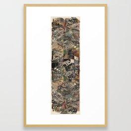 Supermist Framed Art Print