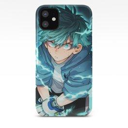 My Hero Academia Midoriya Izuku iPhone Case