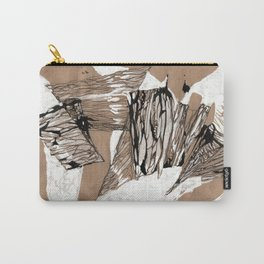 Stratification Carry-All Pouch