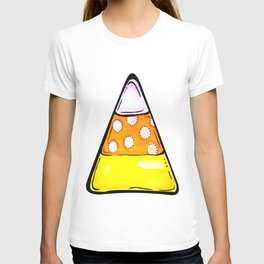 Candy Corn - White T-shirt