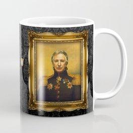 Alan Rickman - replaceface Coffee Mug