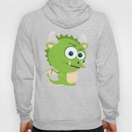 Cartoon Dragon Hoody