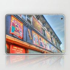 Coney Island USA Building Laptop & iPad Skin
