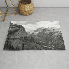 Majestic Sweep - Glacier NP Rug