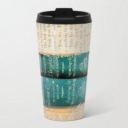 Jane Eyre / Wuthering Heights Travel Mug