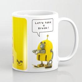 Break Time NIDO Coffee Mug