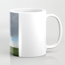 Supercell Thunderstorm, Montana 2013 (color) Coffee Mug
