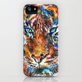 The Sumatran Tiger iPhone Case