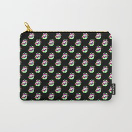 Happy Skulls Carry-All Pouch