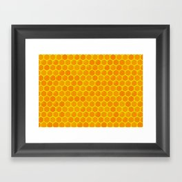 beehive Framed Art Print