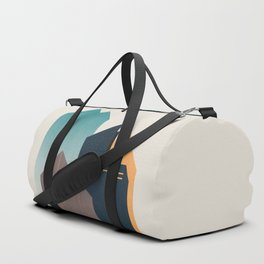 Abstract Architecture 04 Duffle Bag